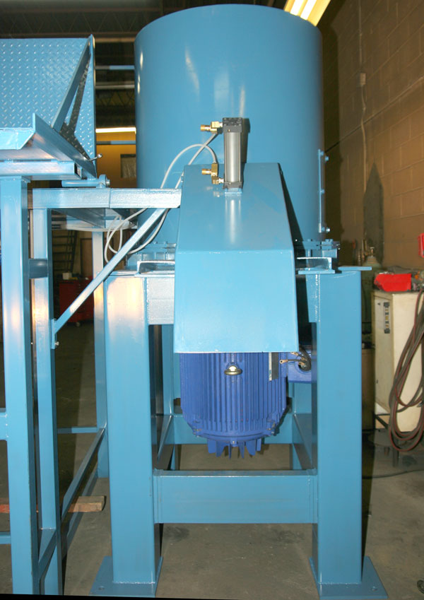 Hercules Machine Inc Plastic Densifier For Recycling